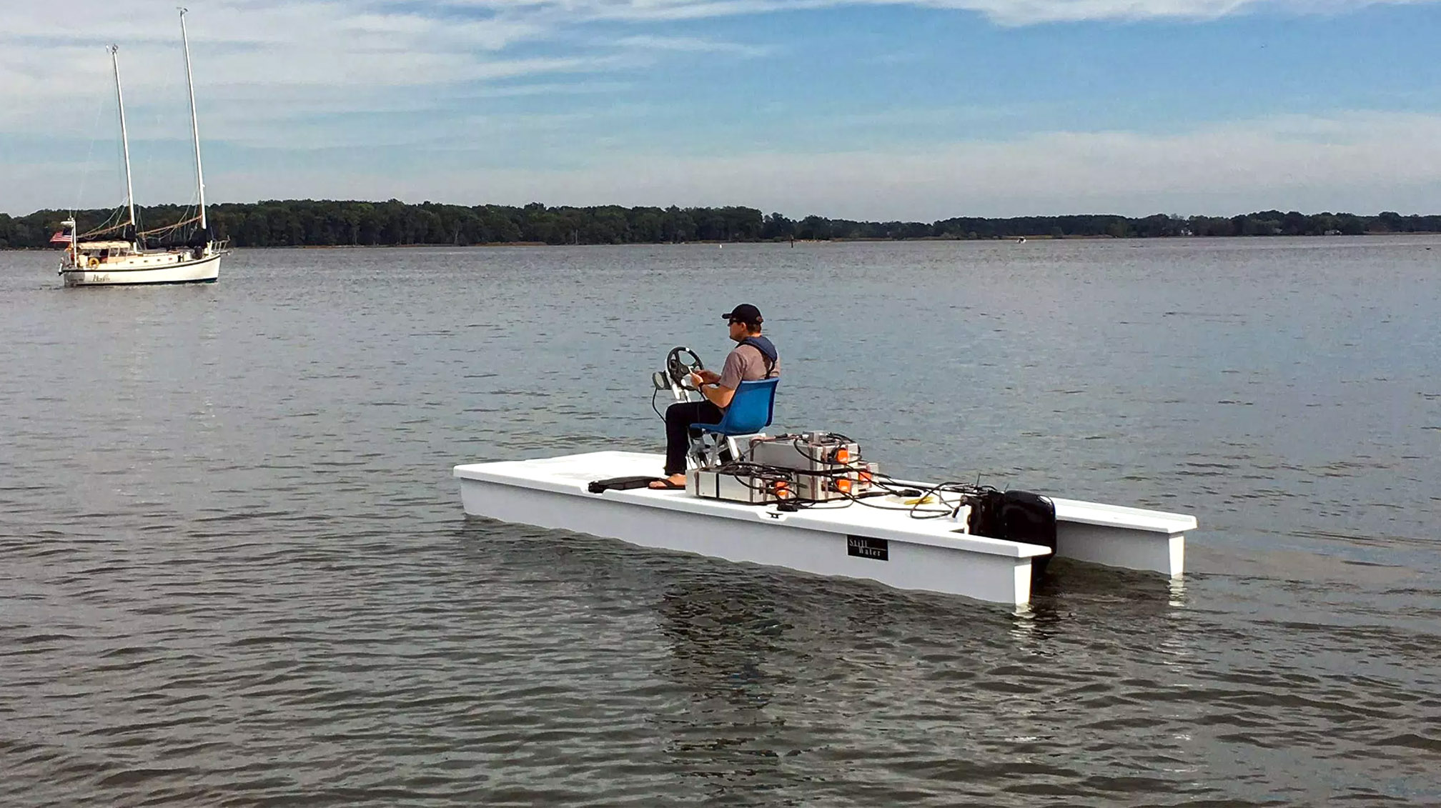Wye Island Challenge Pure Watercraft